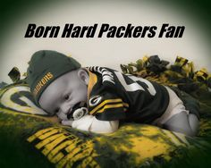 Baby packer fan(: aww..