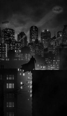 Batman by Marko Manev