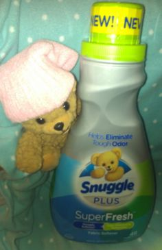 Get Snuggly Softness with the New Snuggle Plus SuperFresh    #TeamSnuggle