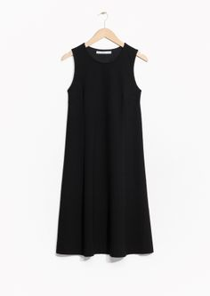 & Other Stories | Jersey Shift Dress