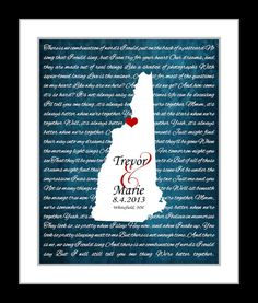 1000 Images About Wedding Anniversary Gift Ideas On Pinterest