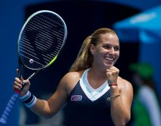 Top seeded Slovak Dominika Cibulkova captured the WTA Acapulco title after beating Christina McHale in the final