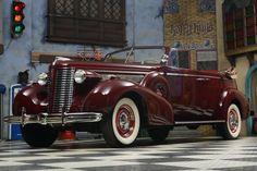 1938 Buick Roadmaster Convertible