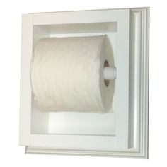 On The Wall Wall Mounted Mega Toilet Paper Holder