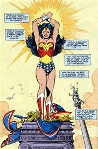 George Perez- Wonder Woman