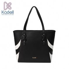 9b5649d9546c Kadell Women Leather Handbags Tote Purse Fashion Shoulder Bags for ladies  Business   Unbelievable item right here!