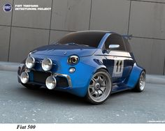 Race mode on : Fiat 500 Fiat Abarth, Fiat 500, Automobile, Fiat Cars, City Car, Sweet Cars, Small Cars, Rally Car, Car Humor