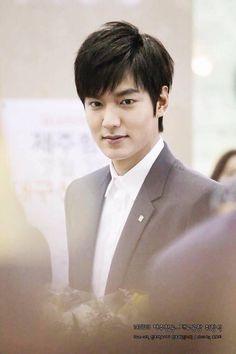 Lee Min Ho | Jeju Air event 140703