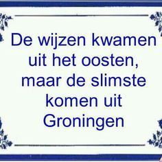 gronings dialect