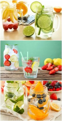 Whether you're trying to lose weight or you simply want to look and feel healthier, one of the best ways to rid your body of harmful toxins is to drink water. Just 6 to 8 glasses every day will hel…