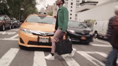 New York resident and writer Antwaun Sargent takes us on a whistle-stop tour of New York's museum mile before arriving at our brand new flagship store on Mad.