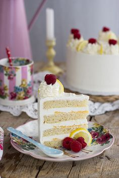 Delicious Desserts, Yummy Food, Drip Cakes, Cookie Desserts, Confectionery, Beautiful Cakes, No Bake Cake, Vanilla Cake, Tapas