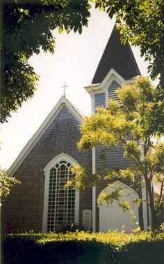 Siasconset Chapel - Siasconset - Nantucket MA