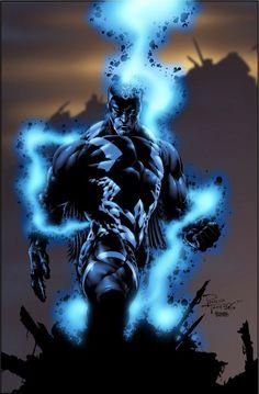 Black Bolt Philip Tan