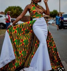Prom Gown with cape African Wedding dressDashiki Dress African womens dress handmade dashiki dress African women clothing African Prom Dresses, Latest African Fashion Dresses, African Dresses For Women, African Print Fashion, Women's Dresses, African Women, African Prints, African Fabric, Modern African Fashion