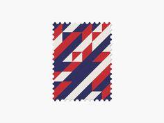 World cup stamps, Maan Design Studio / Costa Rica