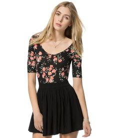 Floral Bodysuit from Aeropostale