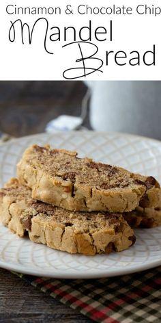 Passover Mandel Bread - Cinnamon Chocolate Chip Mandel Bread Recipe - Page 2 of 2 - Princess Pinky Girl