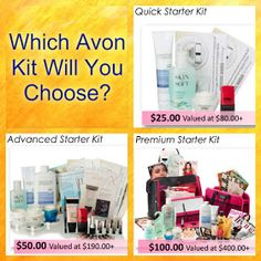 Become an Avon Representative Today!  Go to www.startavon.com  Use Reference Code Lthompson5299  or call me 843-304-1214