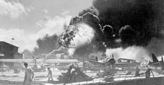 1941 Attack On Pearl Harbor Told Through Pictures