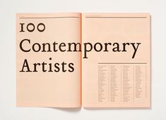 Creamier.10 international curators select 10 emerging contemporary artists.Published by Phaidon Press.