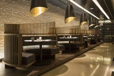Madera (Mexico) / International Restaurant / Hirsch Bedner Associates