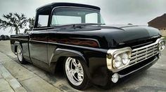 58 Ford F100..