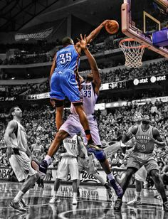 Kevin Durant=BEAST