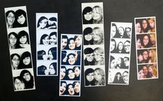 DIY Photobooth Magnets and great stuff!!! http://pinterest7.blogspot.com