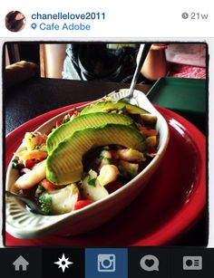 Now that's fresh Tex-Mex.  Thanks for stopping by @chanellelove2011