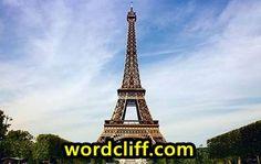 Descriptive Text About Eiffel Tower