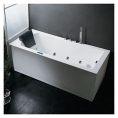 freestanding tub with jets. Universal Tubs Nova Heated 4 5 ft  Walk in Air Bathtub White with Chrome Trim and Flat Rampart Wall Surround Bathtubs Jetted bathtub Whirlpool