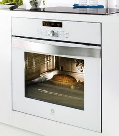 1000 images about electrodom sticos on pinterest big for Horno cristal blanco