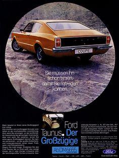 Ford Taunus (1970) I GT Coupe - Der Großzügige