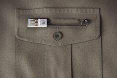 USB safety pin
