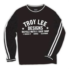 Troy Lee Designs Super Retro Long Sleeve Jersey | Troy Lee Designs | Brand | www.PricePoint.com