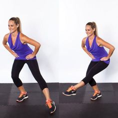 Chair Pose Close - The 10 Best Exercises for Inner Thighs - Shape Magazine