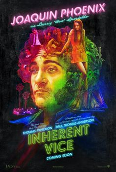 Inherent Vice (2014) - Directed by Paul Thomas Anderson