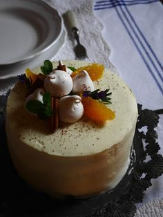 Parížankou na víkend: Torta ,hej zase ...