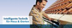 Marley Deutschland: Produkte für Neubau und Renovierung in den Bereichen Dachrinnensysteme, Be- und Entlüftung, Türsysteme, Wasserleitungen und Gartentechnik