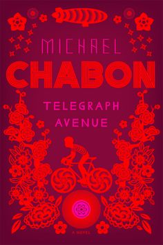 'Telegraph Avenue' By Michael Chabon: Designer Reveals Rejected Covers (IMAGES)