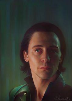 Loki by Blakravell.deviantart.com