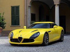 #Alfa Romeo TZ3 Stradale
