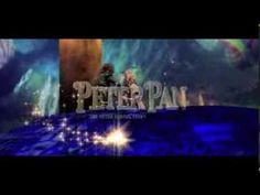 Peter Pan The Never Ending Story Arena Tour