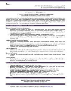 Copywriter Resume Entrylevel Copywriter Resume Sample  After  Copywriting