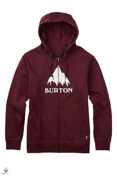 Burton Men's Classic Mountain Full-Zip Hoodie True Blue Medium New Burton Kids, Mens Outdoor Clothing, Snowboarding Outfit, Burton Snowboards, Models, Outdoor Outfit, Full Zip Hoodie, Mens Sweatshirts, Black Hoodie