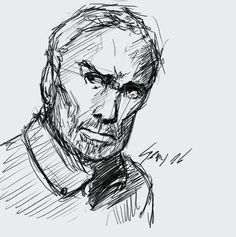 daily sketch by GerrydieTomate.deviantart.com on @DeviantArt #practice #sketch