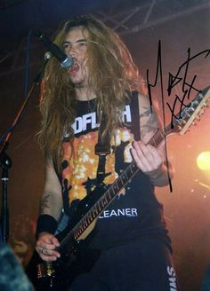 MAX CAVALERA of  Sepultura, Soulfly (Since 1997), Cavalera Conspiracy (Since 2007), Nailbomb, Killer Be Killed (Since 2011)  HEAVY METAL T-SHIRTS and METALHEAD COMMUNITY BLOG. The World's No:1 Online Heavy Metal T-Shirt Store & Metal Music Blog. Check out our Metalhead Clothing and Apparel Store, Satanic Fashion and Black Metal T-Shirt Stores; https://heavymetaltshirts.net/