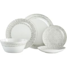 Ito Dinnerware in Dinnerware Sets   Crate and Barrel // gift registry
