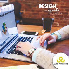 Quem nunca foi ao shopping com a certeza de que não iria comprar nada e acabou voltando de lá com alguma coisinha? O que é bonito nos atrai, e é por isso que o design é um fator essencial para o sucesso das vendas, pois destaca seu produto no meio de tantos outros que parecem ser iguais. Um design agradável e criativo convida o cliente, gera interesse! A TUDO faz esse design criativo para a sua empresa, entre em contato! #Design #Criatividade #Visual #Propaganda #Marketing #TudoMKT